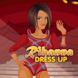 Rihanna Dress Up