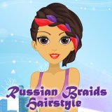 Russian Braids Hairstyle