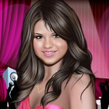 Selena New Look Make up