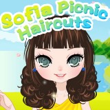 Sophia Picnic Haircuts