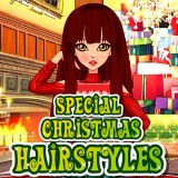 Special Christmas Hairstyles