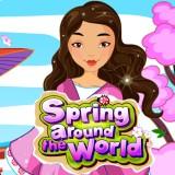 Spring around the World