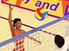 Summer Sports: Beach Volleyball