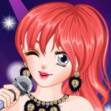 Super Star Sister Dressup