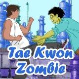 Tae Kwon Zombie