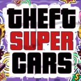 Theft Super Cars