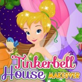 Tinkerbell House Makeover