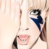 Top Nails: Lady Gaga