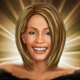 Whitney Houston True Make up