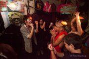LAURETTE GOLDFISH @ MONSTER PARTY SHOP, HOLLYWOOD 4/10/14