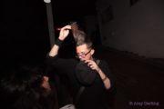 COLIN AMBULANCE @  YE OLDE HUSHE CLUBBE HYPERION TAVERN 10/30/14