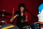 DON BOLLES W/ARIEL PINK @ PRIVATE CLUB 11/8/14