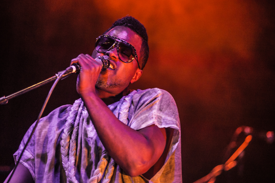 SHABAZZ PALACES   Los Angeles