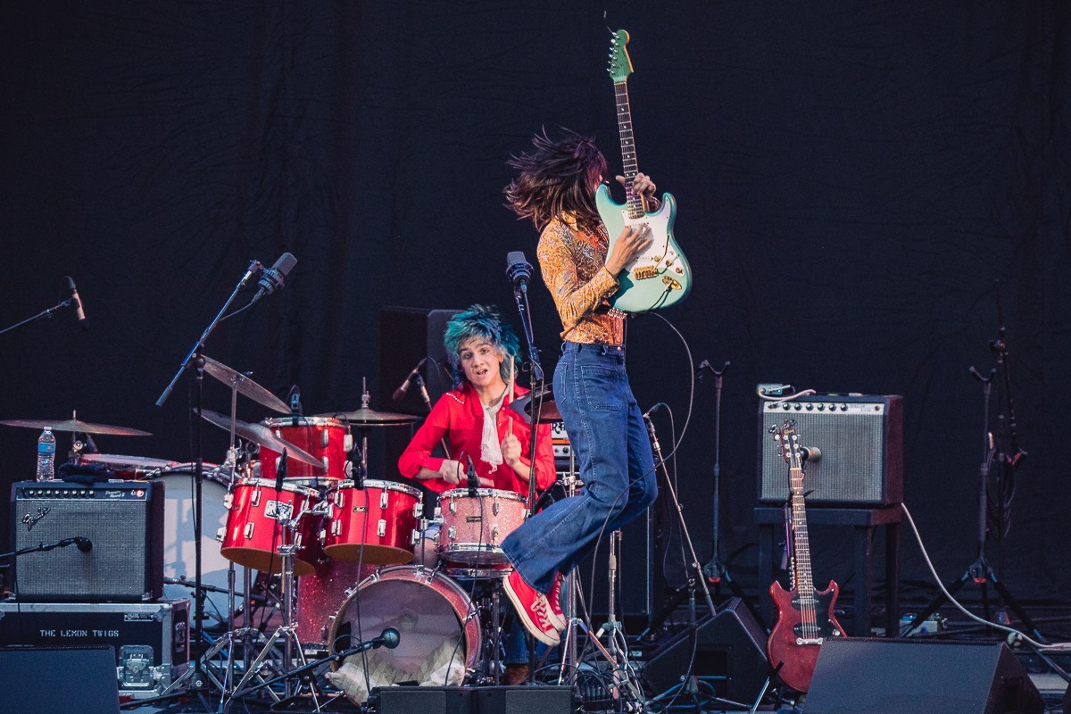 The Lemon Twigs @ The Hollywood Bowl