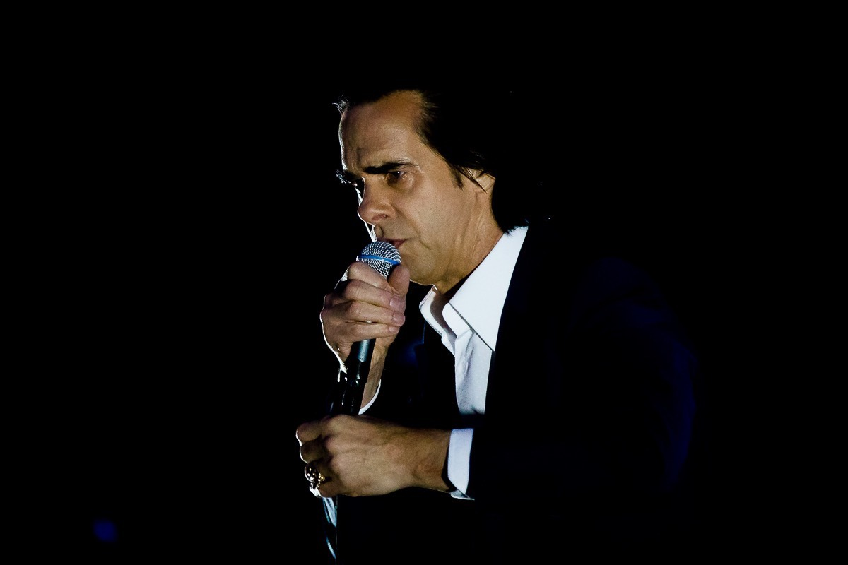 Nick Cave and the Bad Seeds @ The Greek Theatre