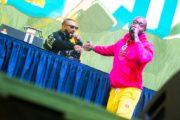 Freddie Gibbs and Madlib at the Adult Swim Festival on Nov. 15-16