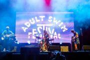 Speedy Ortiz at the Adult Swim Festival on Nov. 15-16