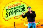 Squidbillies 10 Man Bunkhouse Stampede at Adult Swim Fest on Nov. 15-16