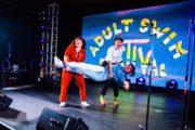 Three Busy Debras at Adult Swim Fest on Nov. 15-16