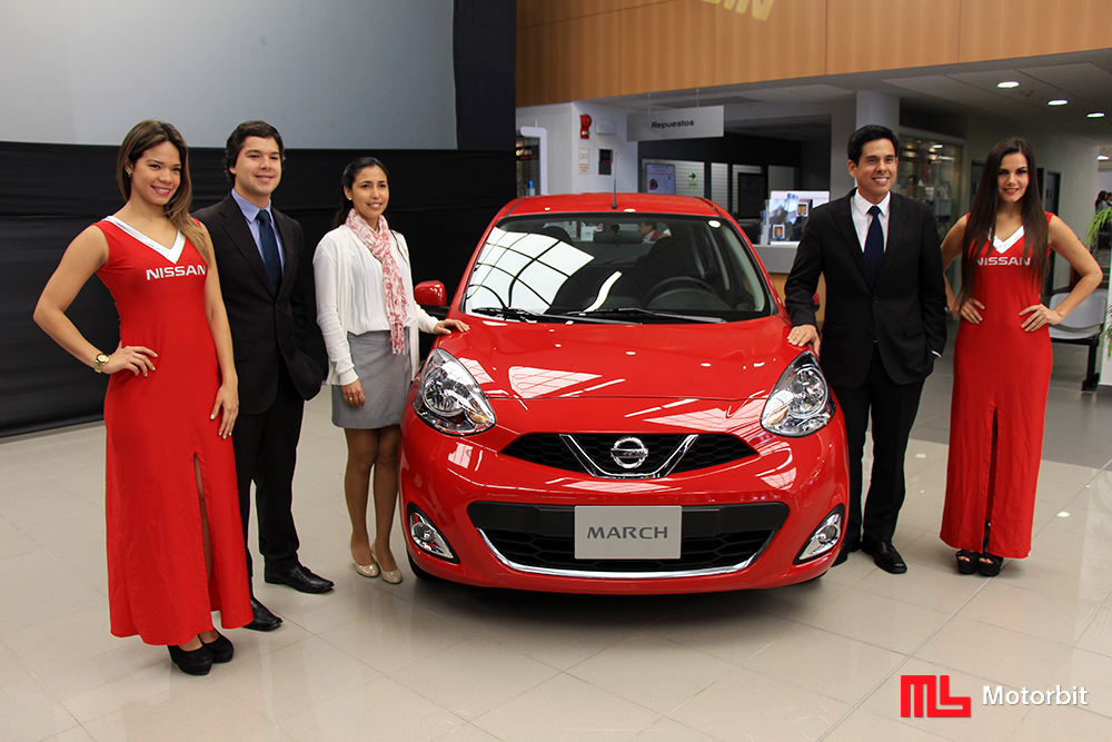 Nissan March 2015 mb