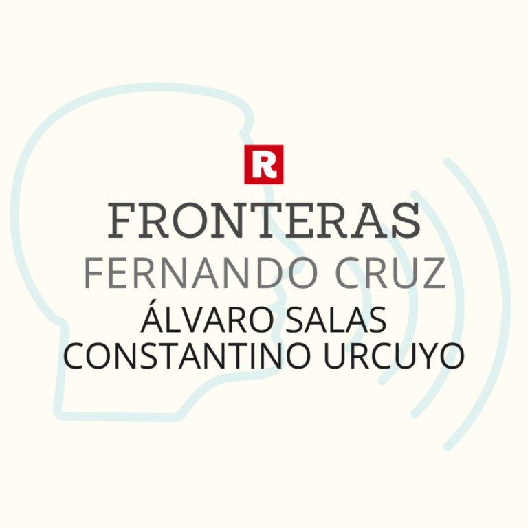 Las fronteras: Fernando Cruz
