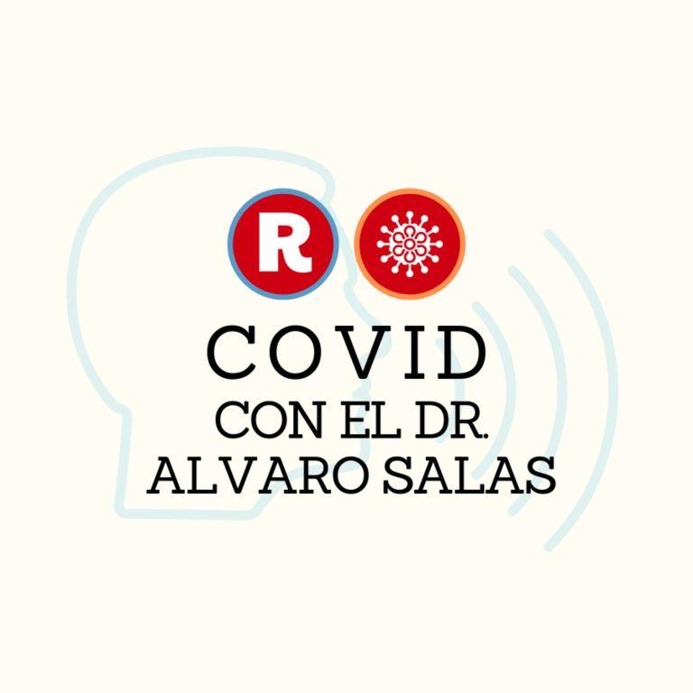 Dr Alvaro Salas: Contagio comunitario