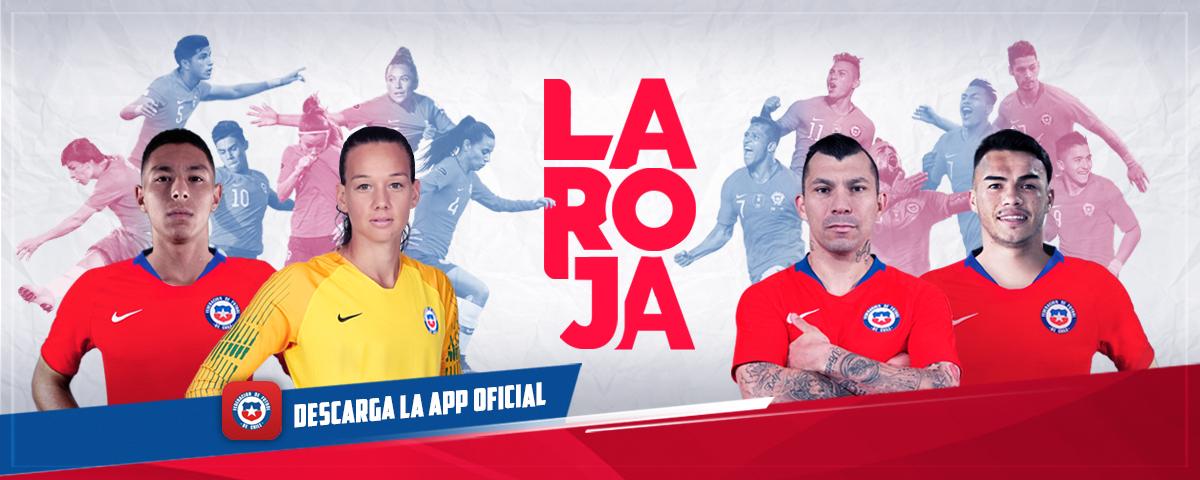 Descarga la App Oficial de La Roja - Portada