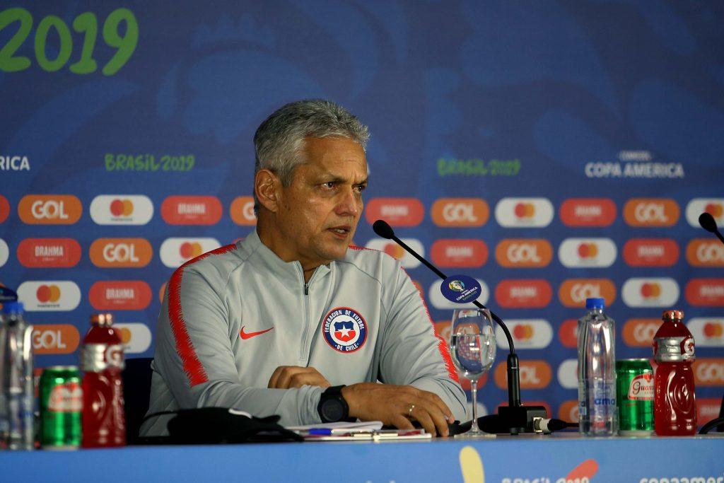 Reinaldo Rueda Copa América Ecuador Chile