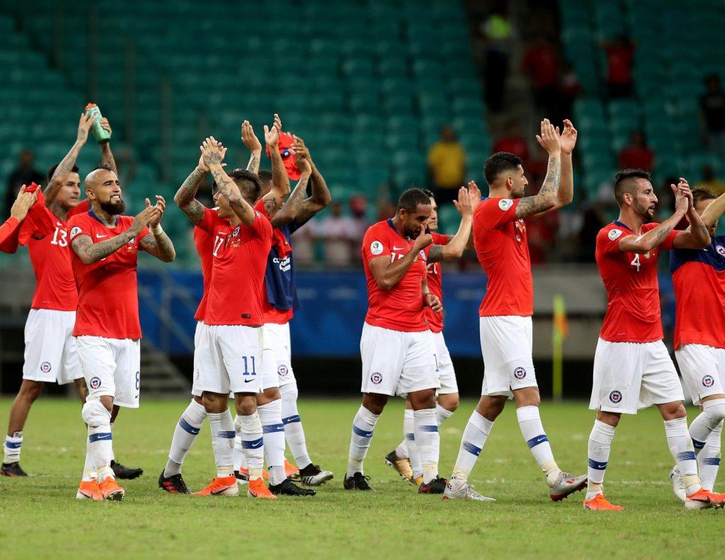 La Roja venció 2-1 a Ecuador