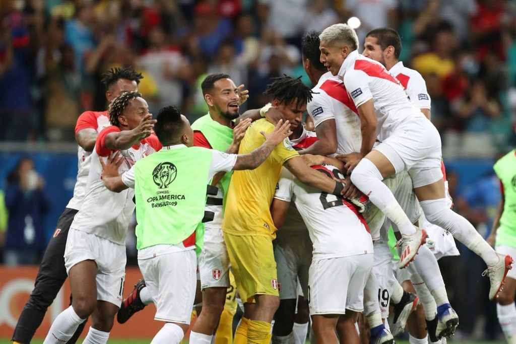 Perú Uruguay Copa América