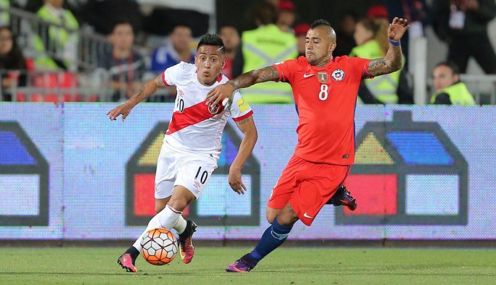 Chile Perú Copa América