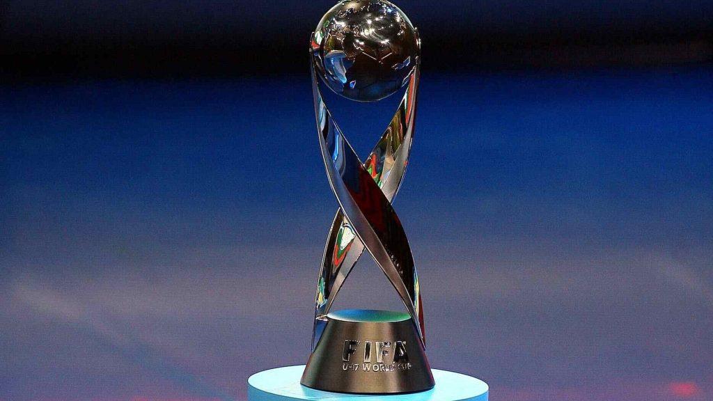 Mundial Sub 17 Brasil