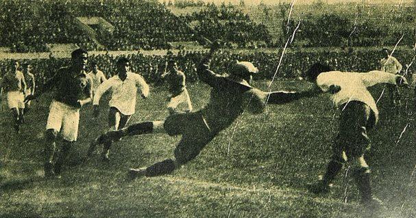 Chile Francia 1930