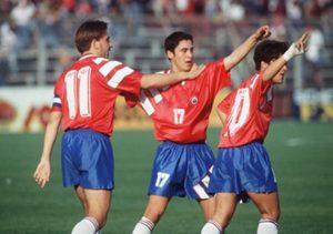 Chile Sub 17 Manuel Neira