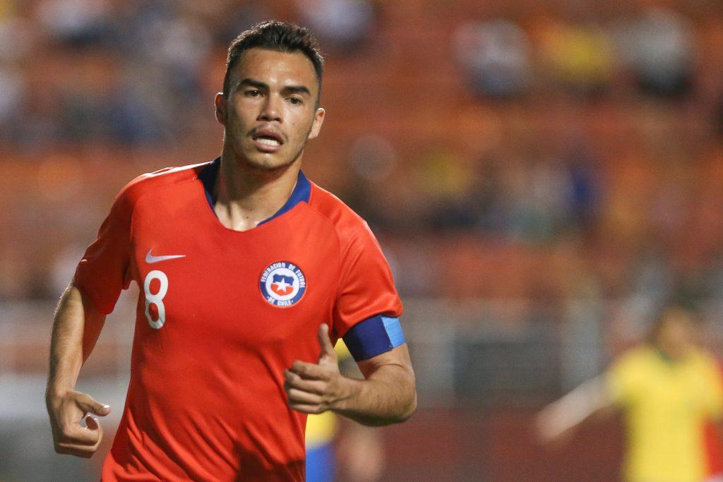 Gabriel Suazo Chile Brasil
