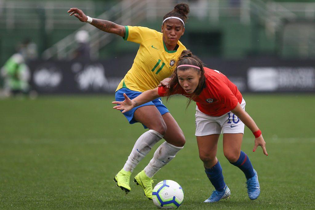 Yanara Aedo Chile Brasil