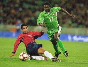 Chile Nigeria Claudio Maldonado