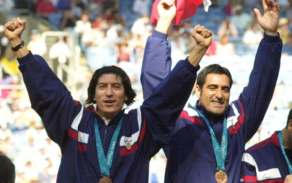 Chile Estados Unidos Juegos Olímpicos
