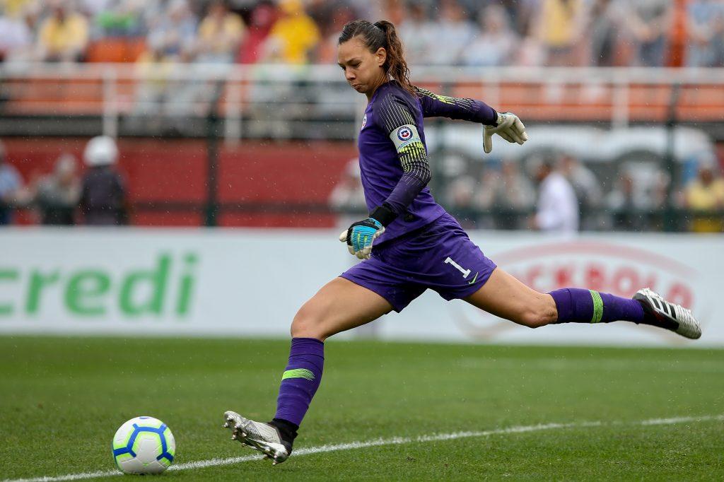 Christiane Endler Brasil Chile