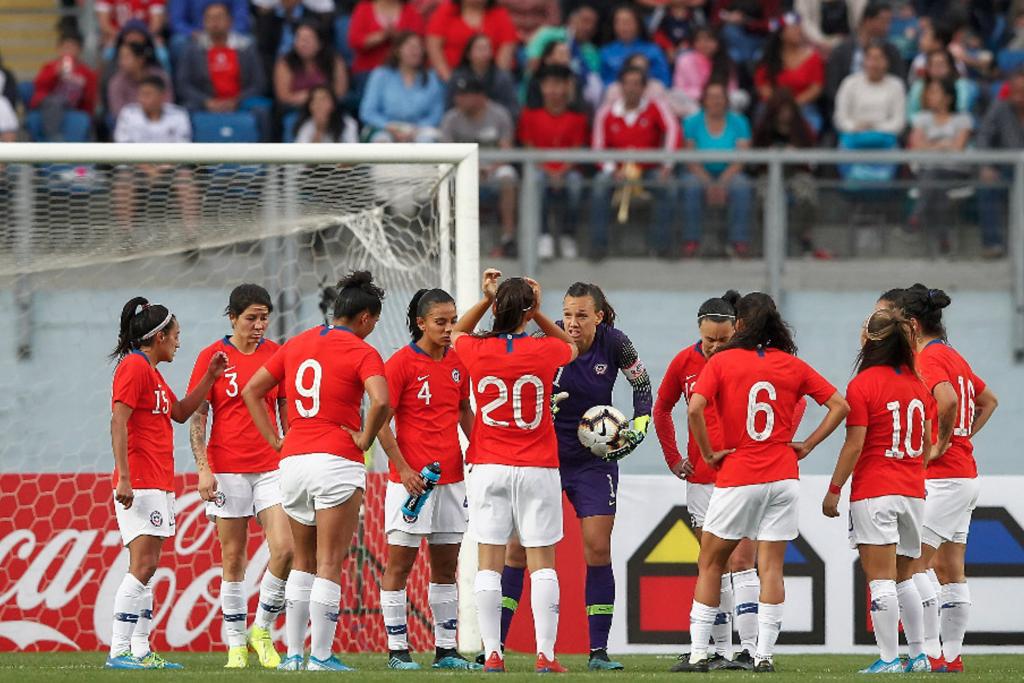 Chile Femenino