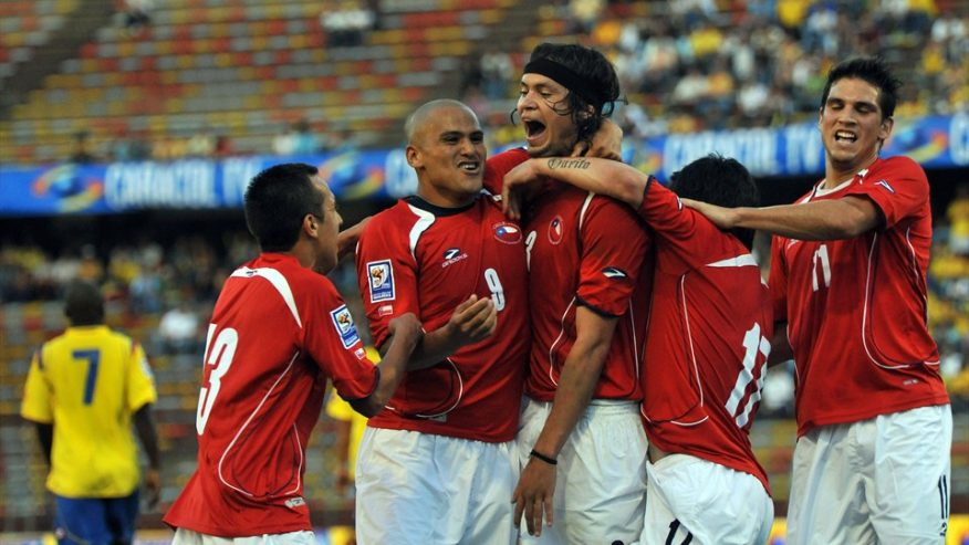 Chile Colombia 2009