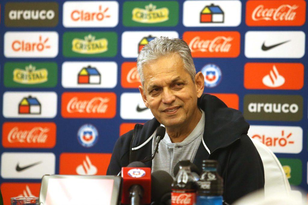 Reinaldo Rueda Chile Colombia