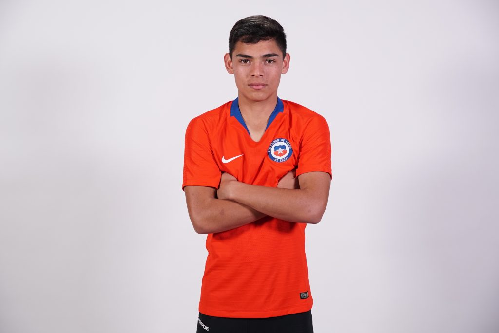 Joan Cruz Chile Sub 17