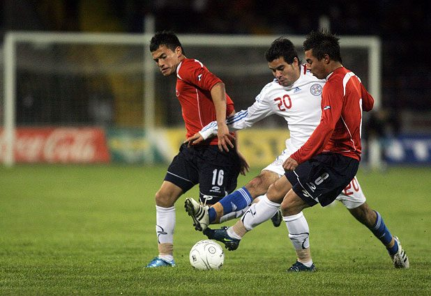 Chile Paraguay