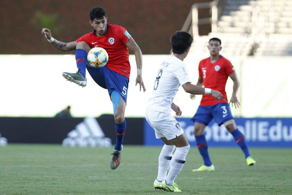 Daniel González Chile Corea
