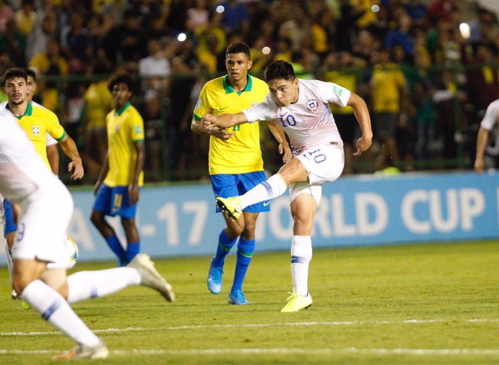 Chile Brasil Sub 17