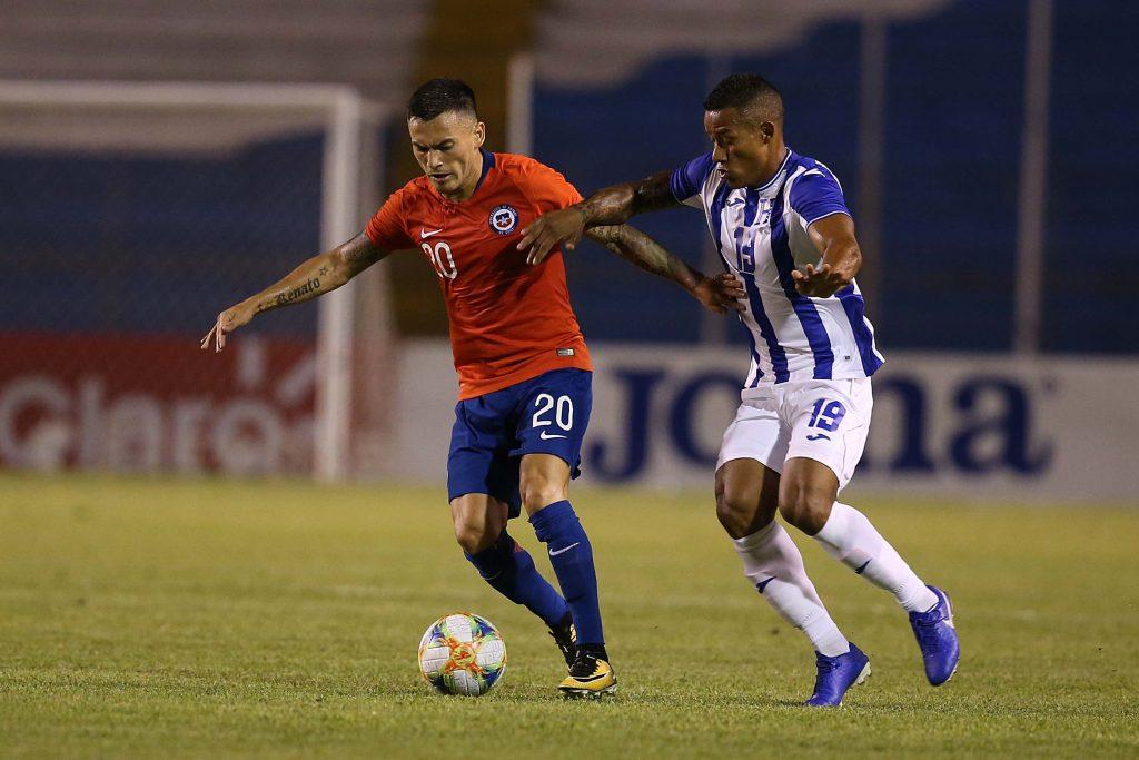 Chile Honduras