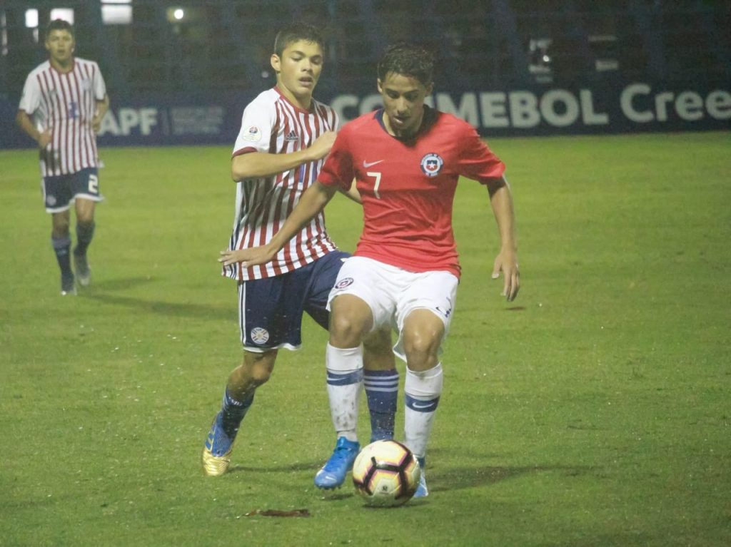 Paraguay Chile