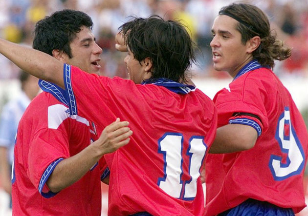 Chile Sub 23 2000