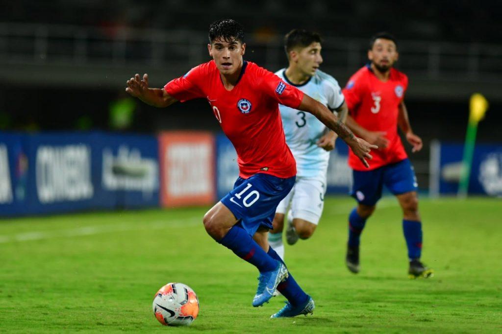 Chile Argentina Sub 23